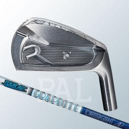 <RODDIO> CC FORGED IRON / TourAD AD-55/AD-65TypeⅡ/AD-75/AD-85/AD-95 (VRカラー) 2844 9